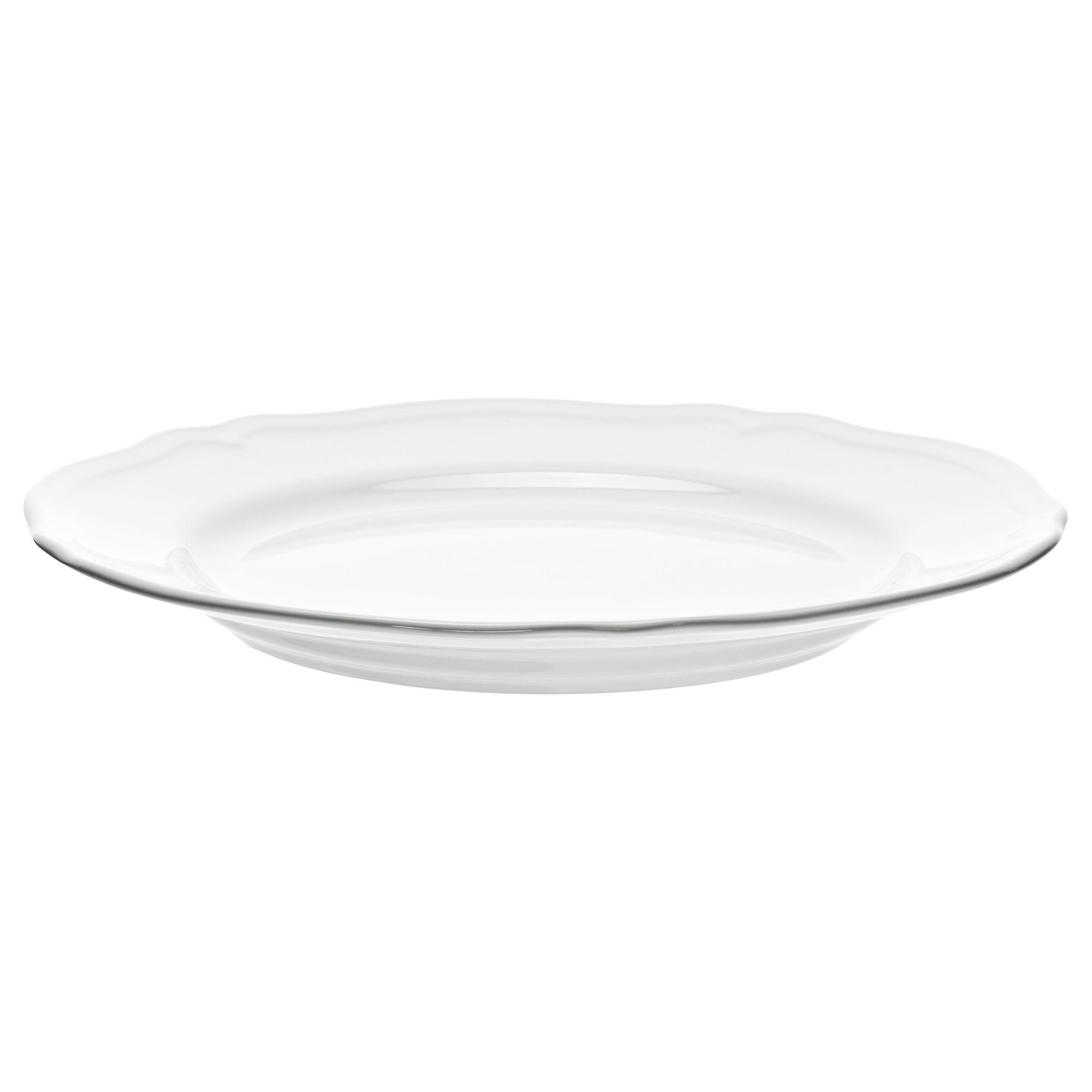 Столовая тарелка