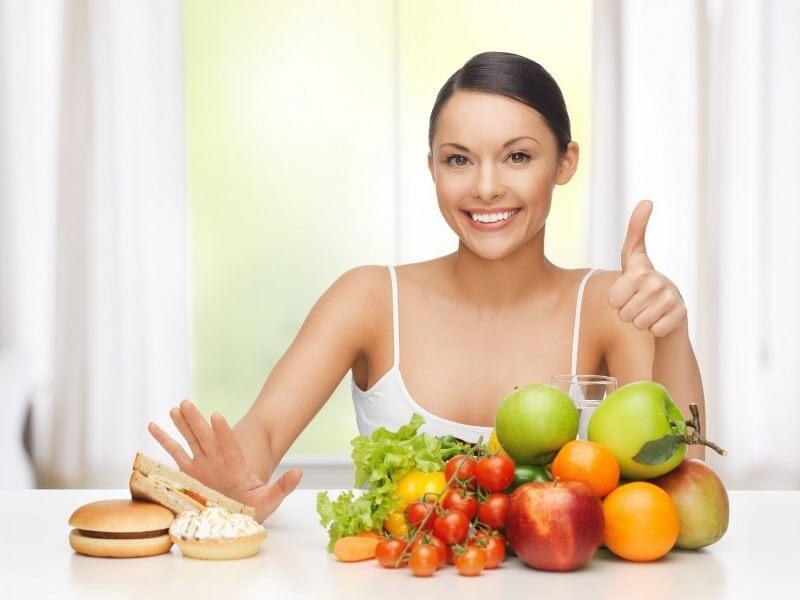 Правильное питание, чтобы похудеть