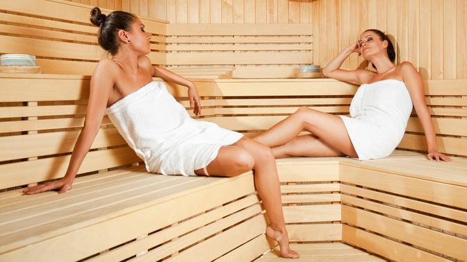 Эффект сауны для похудения заключается в глубоком подкожном очищении