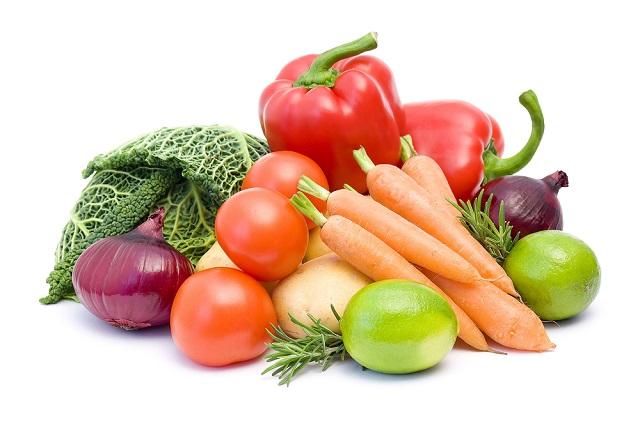 Регулярное употребление овощей