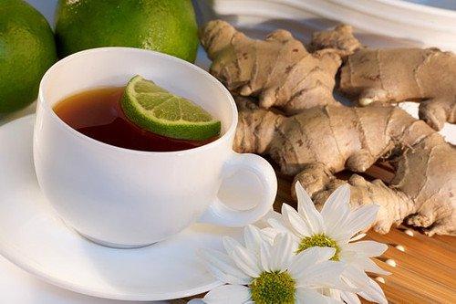 Как пить чаи для снижения веса