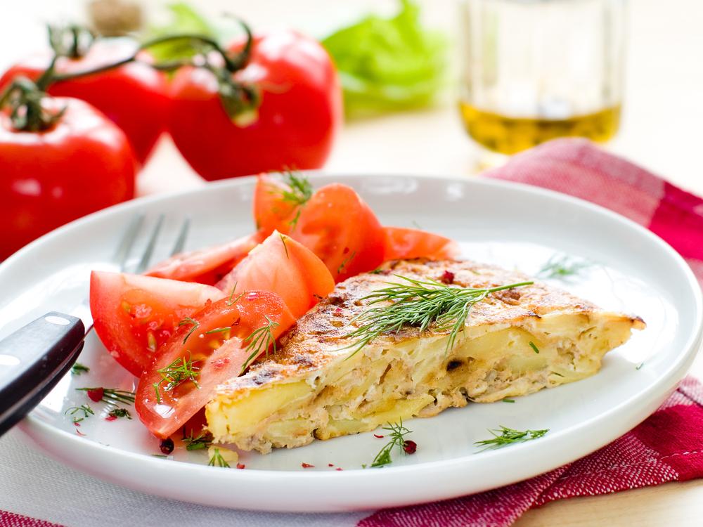 35 рецептов здоровых завтраков
