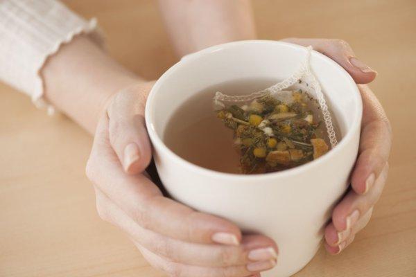Чай с морозником