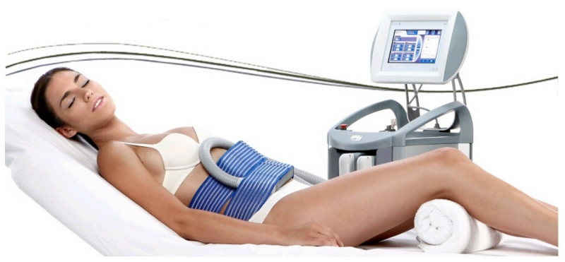 Аппарат криолиполиза в борьбе с лишним весом