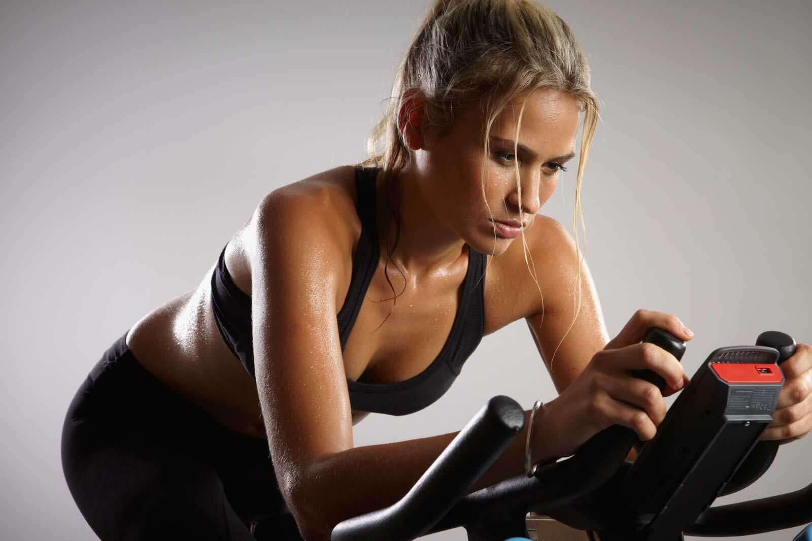 Велотренажер для похудения в домашних условиях