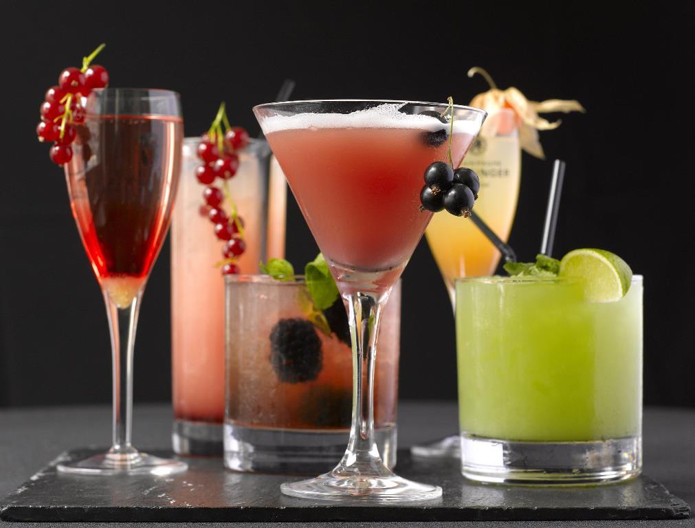 Спиртосодержащие коктейли