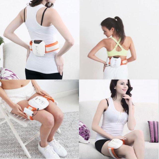 Поэтому всевозможные массажеры для похудения становятся все популярнее