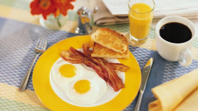 "Эффективная диета ""Завтрак толстяка"""