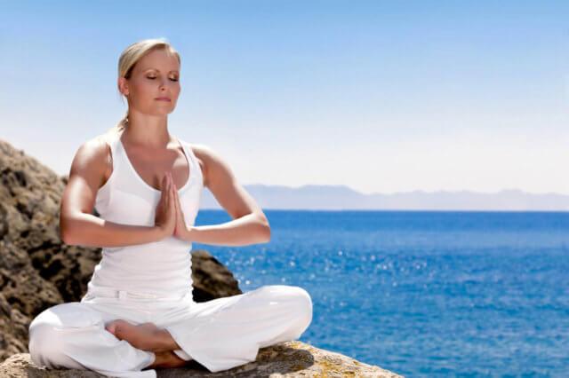 Задача гимнастики цигун - нормализация потока Ци в человеческом организме