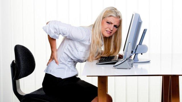 Работа с компьютером негативно сказывается на зрении