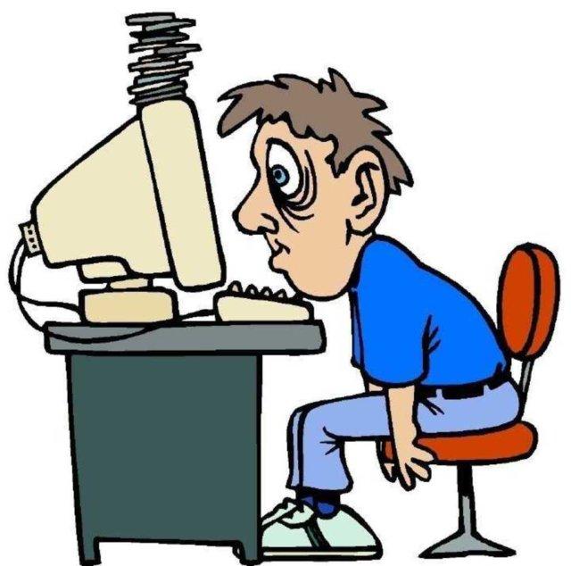 Малоподвижная работа приводит к нарушению осанки, набору лишнего веса, ухудшению зрения и ряду других заболеваний