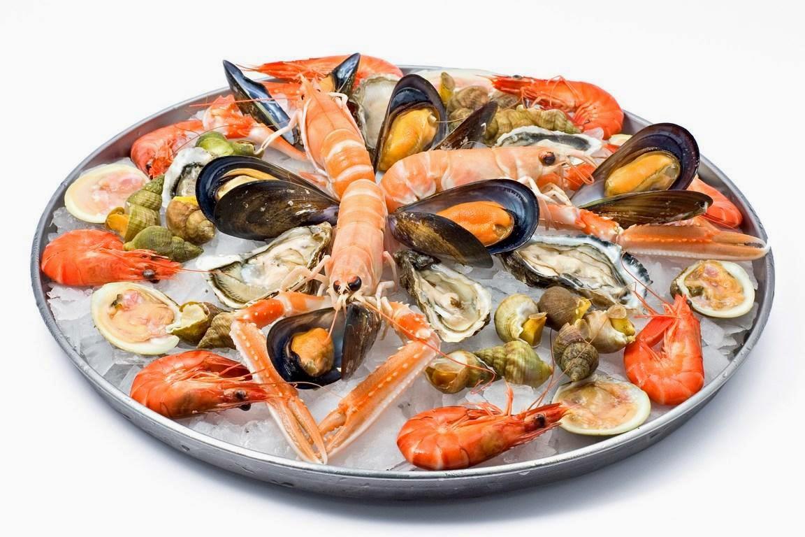 Употребление в пищу морепродуктов помогает поддерживать нервную систему человека в рабочем состоянии