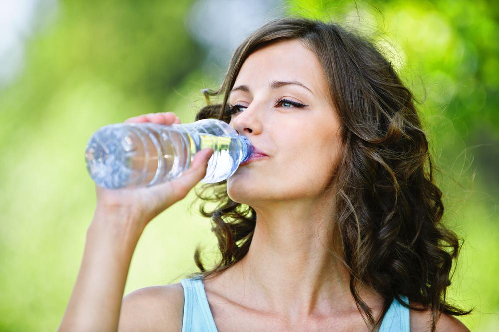 Самая полезная чистая свежая вода