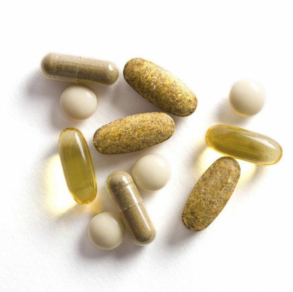 БАДы в капсулах и таблетках