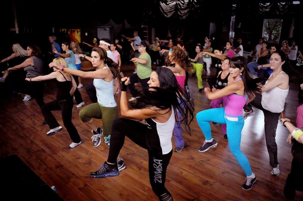 Зумба: аэробика в ритме танца