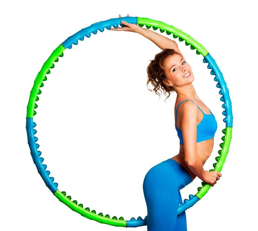 Как показывает практика, хулахуп для похудения использовать можно и нужно