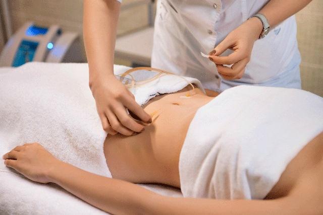 Озонотерапия - безоперационная липосакция