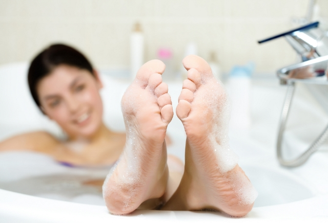 Ванны с содой для похудения