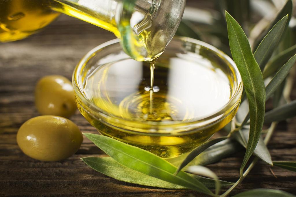 Греческое оливковое масло