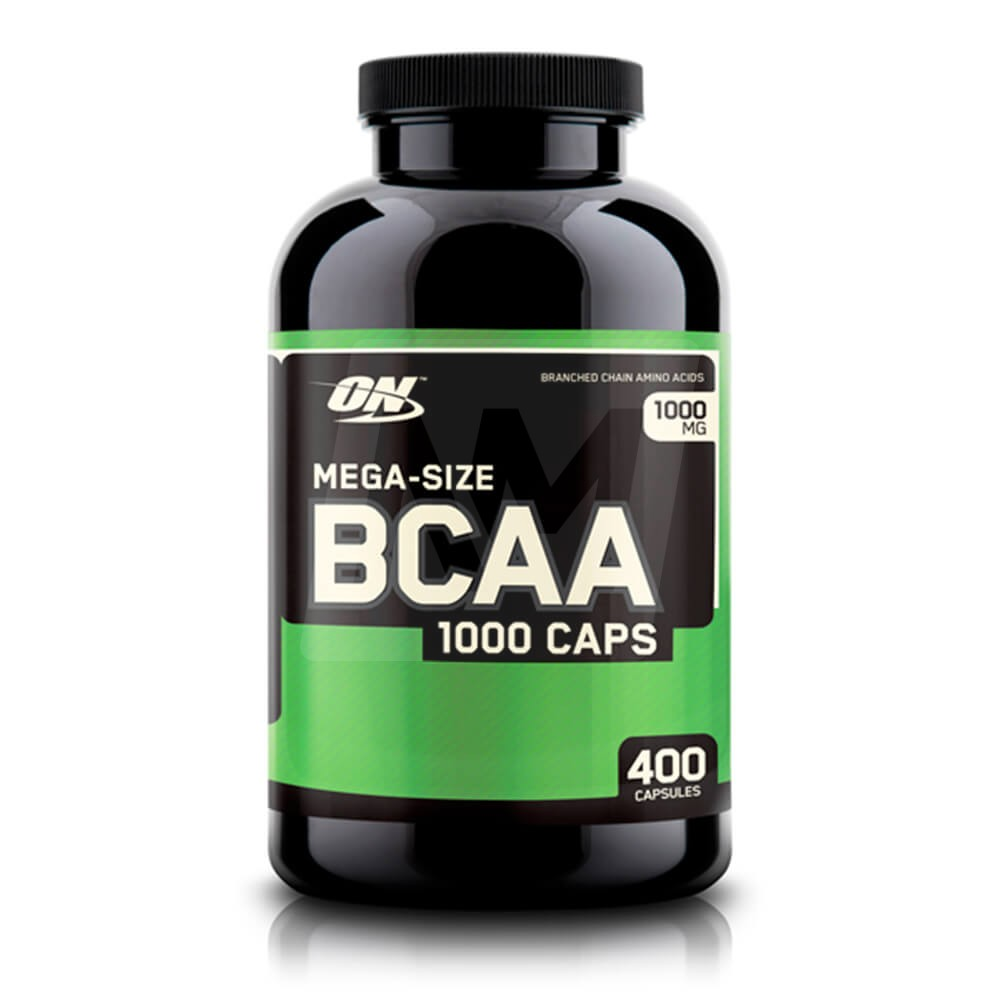 Optimum Nutrition BCAA 1000 Caps (400 капс)