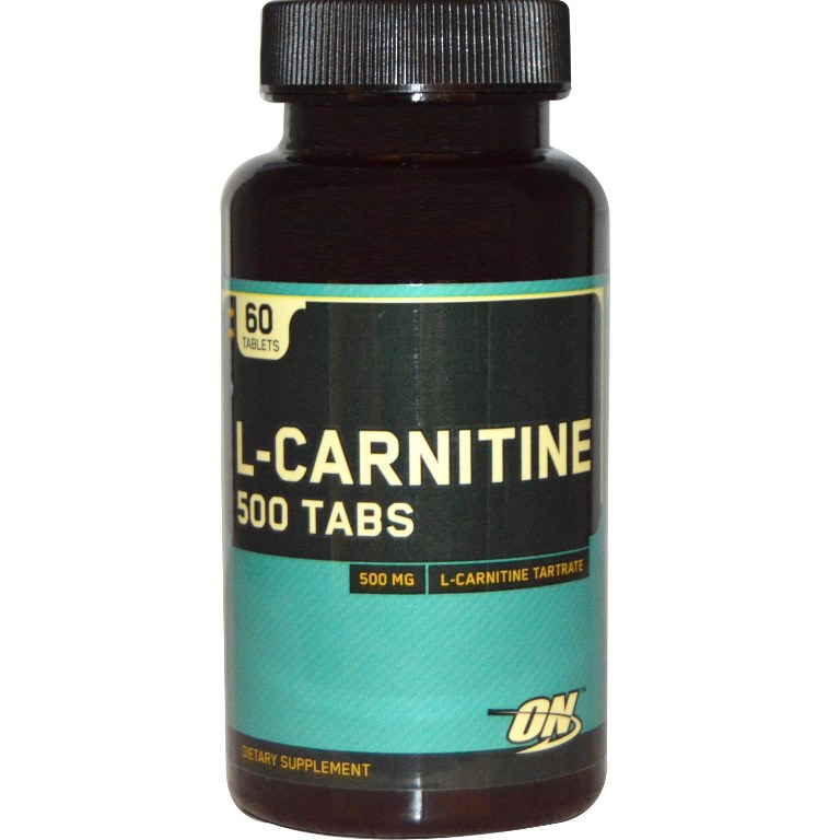Optimum Nutrition L-Carnitine 60 таблеток