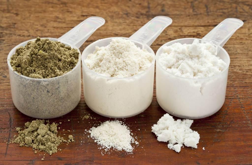 Качественный спортивный протеин