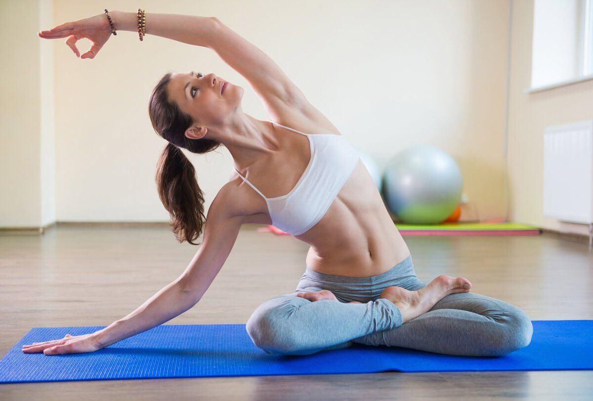 Одним из достоинств этой системы упражнений является также и то, что с ее помощью можно похудеть