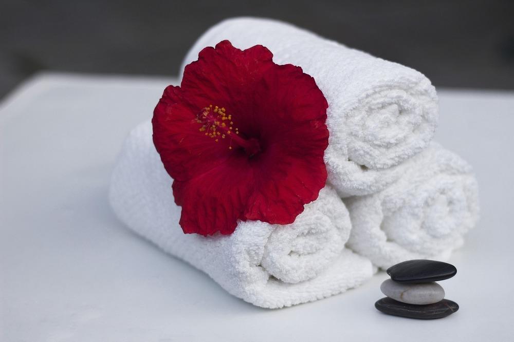 Метод похудения с помощью полотенца