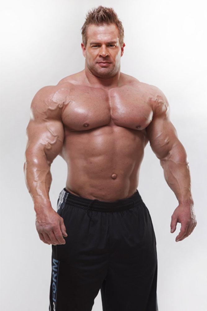 Эндоморфный тип телосложения