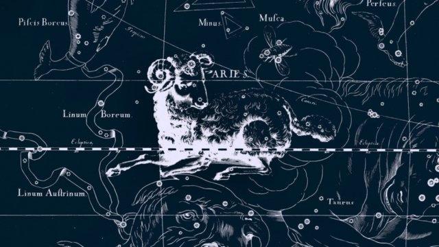 22 марта – 20 апреля — знак зодиака Овен