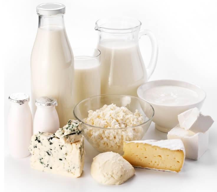 Кисломолочные продукты как основа диетического питания