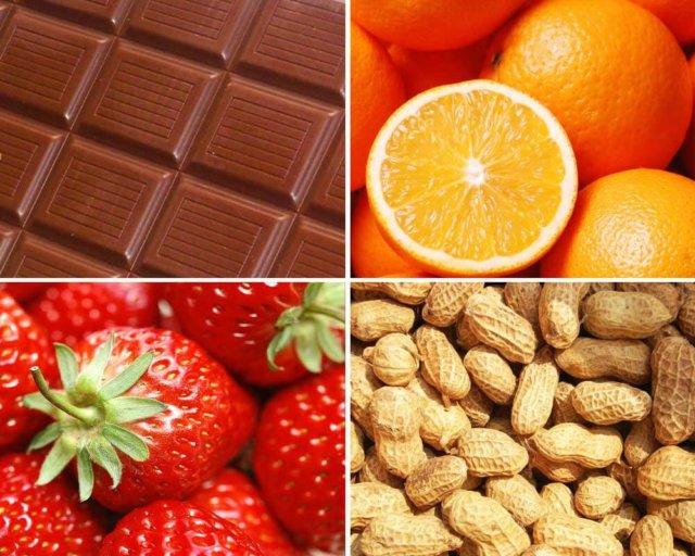 Если один или несколько из этих продуктов вызывают аллергию, симптомы должны исчезнуть к концу этого периода