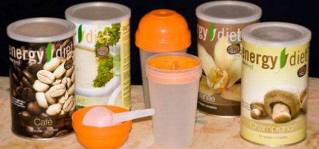 На продуктах энерджи диет присутствует маркировка об отсутствии ГМИ