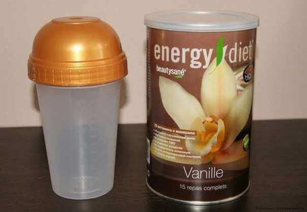 Легко оптимизирует суточную калорийность