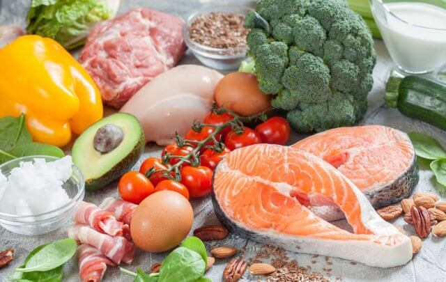 Вы будете потреблять очень мало фруктов, если вообще будете их есть, и вообще никаких злаков